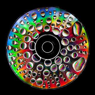 CD Or DVD Digital Storage