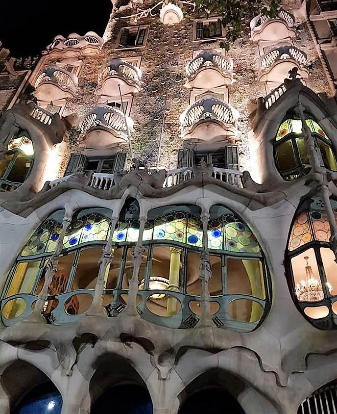 pidennetty viikonloppu Barcelonassa