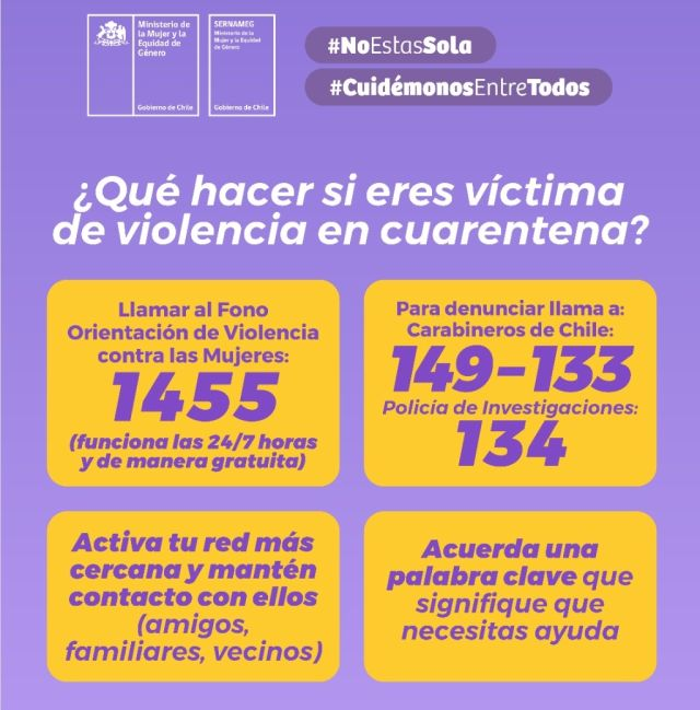 Sepa cómo prevenir y denunciar violencia intrafamiliar
