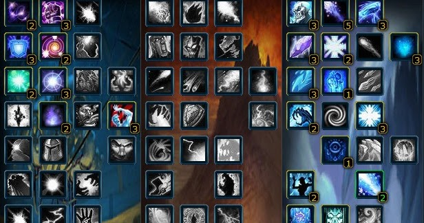 pvp frost mage build wotlk warmane guides and updates