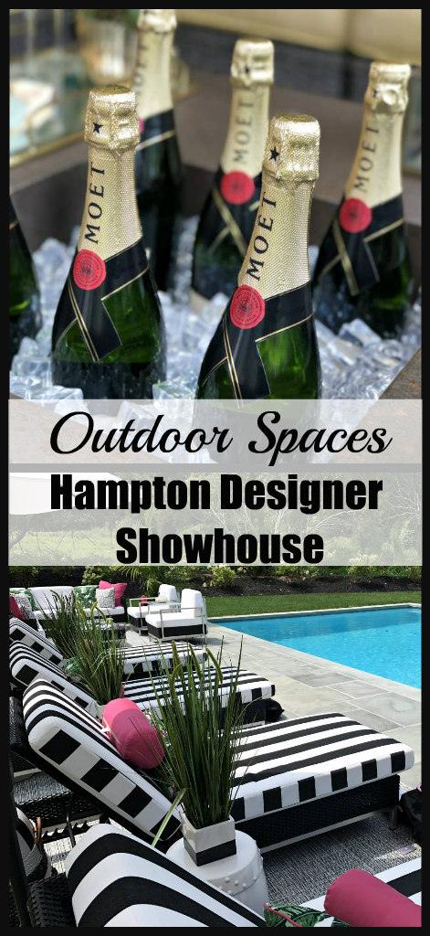 Exterior Spaces from the Hampton Designer Showhouse