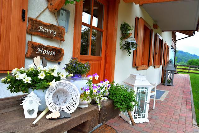 MARMELLATA, PENSIERI IMPURI E PRINCIPE AZZURRO A BERRY HOUSE
