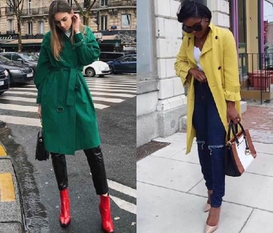 16 Tolle Trenchcoat-Outfits für stilvolle Damen