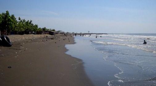 Pesona Keindahan Wisata Pantai Randusanga Di Randusanga Brebes Jawa Tengah Ihategreenjello