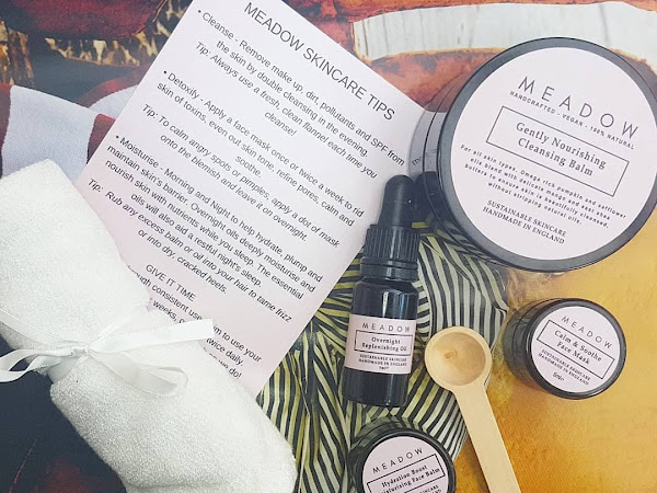 Meadow Skincare - A Capsule Collection Review