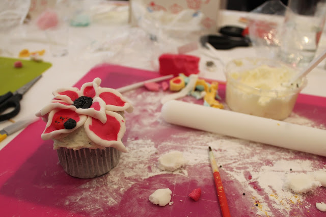 Copthorne Hotel Newcastle - Cupcake Decorating - Joe Blogs Event