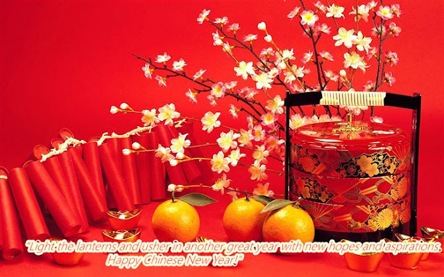 Chinese New Year Wishes 2016