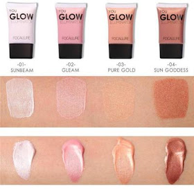 Focallure Swatches
