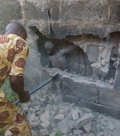 REVEALED: The True Story Of 12yrs Old Boy Reportedly Buried Alive For 3 Days In Ondo; Watch Video