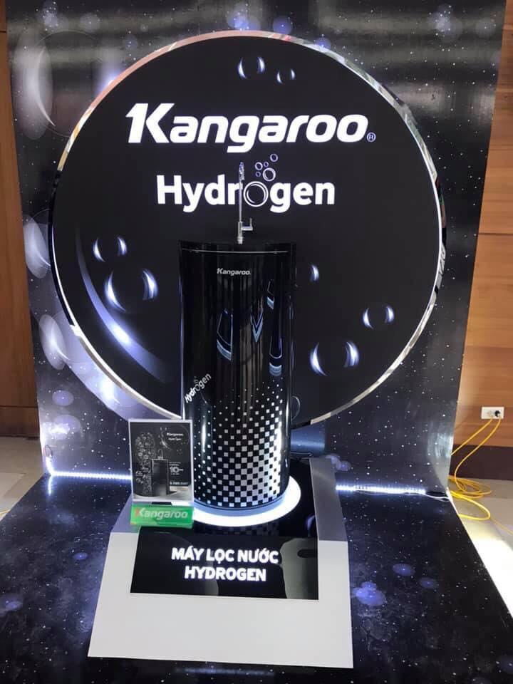 Kangaroo ra mắt máy lọc nước Hydrogen mới 2019 kỷ niềm 10 năm
