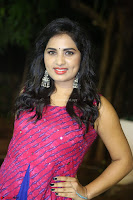 Srushti in beautiful Pink Sleeveless Dress Cute Actress Dimples ~  Exclusive 027.JPG