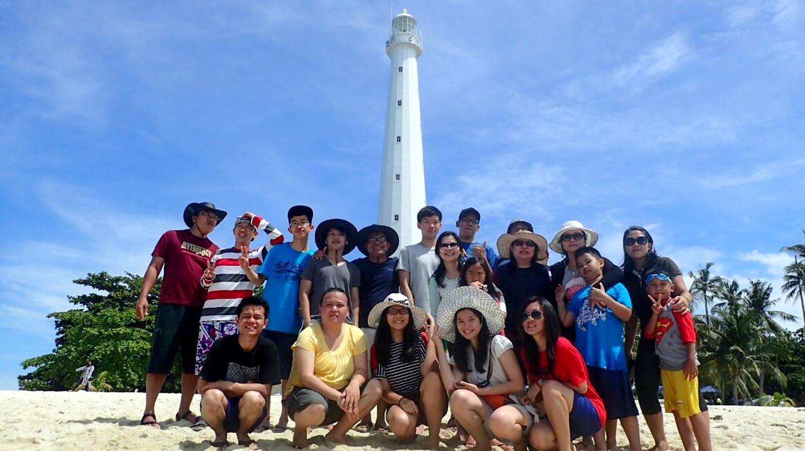 Cakra Buana Tour | Paket Tour Bangka Belitung