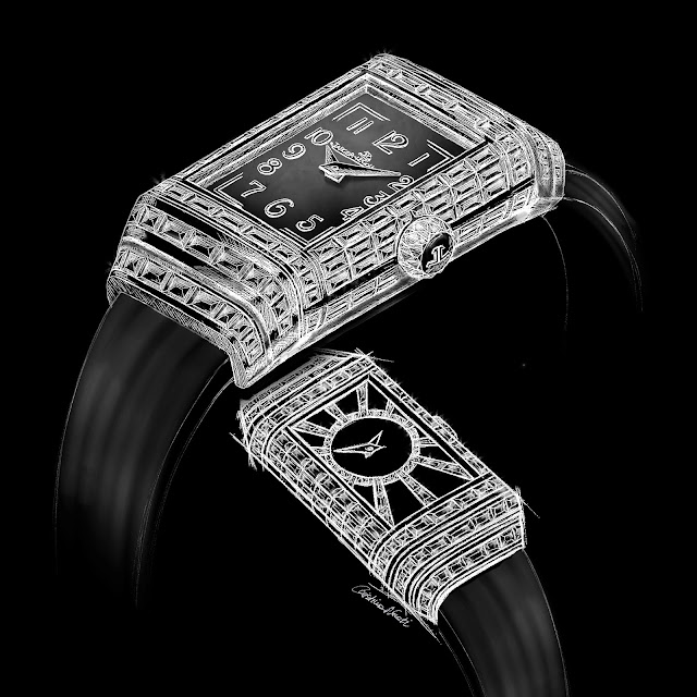 Jaeger-LeCoultre's High Jewellery Watches In Conjunction With the Venice Film Festival