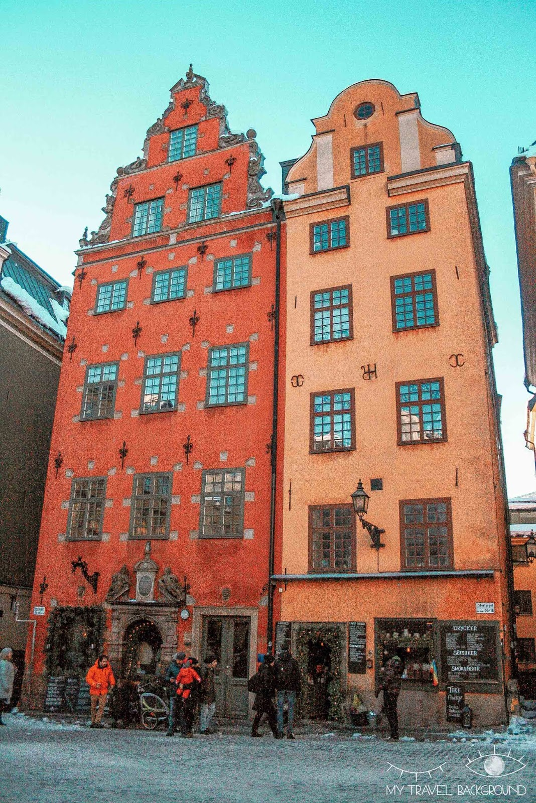 My Travel Background : Visiter Stockholm, mes immanquables - Place Stortorget