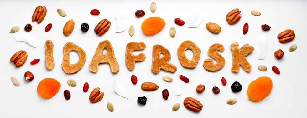 idafrosk: the food art blog