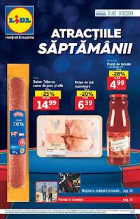 CATALOGUL LIDL 11 - 17 februarie 2019 Atractiile Saptamanii