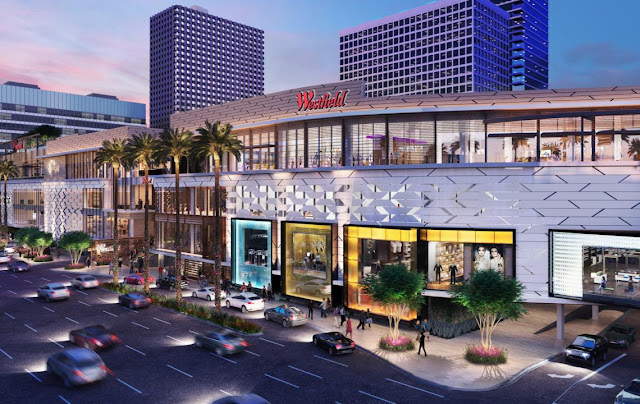 Shoppings em Los Angeles