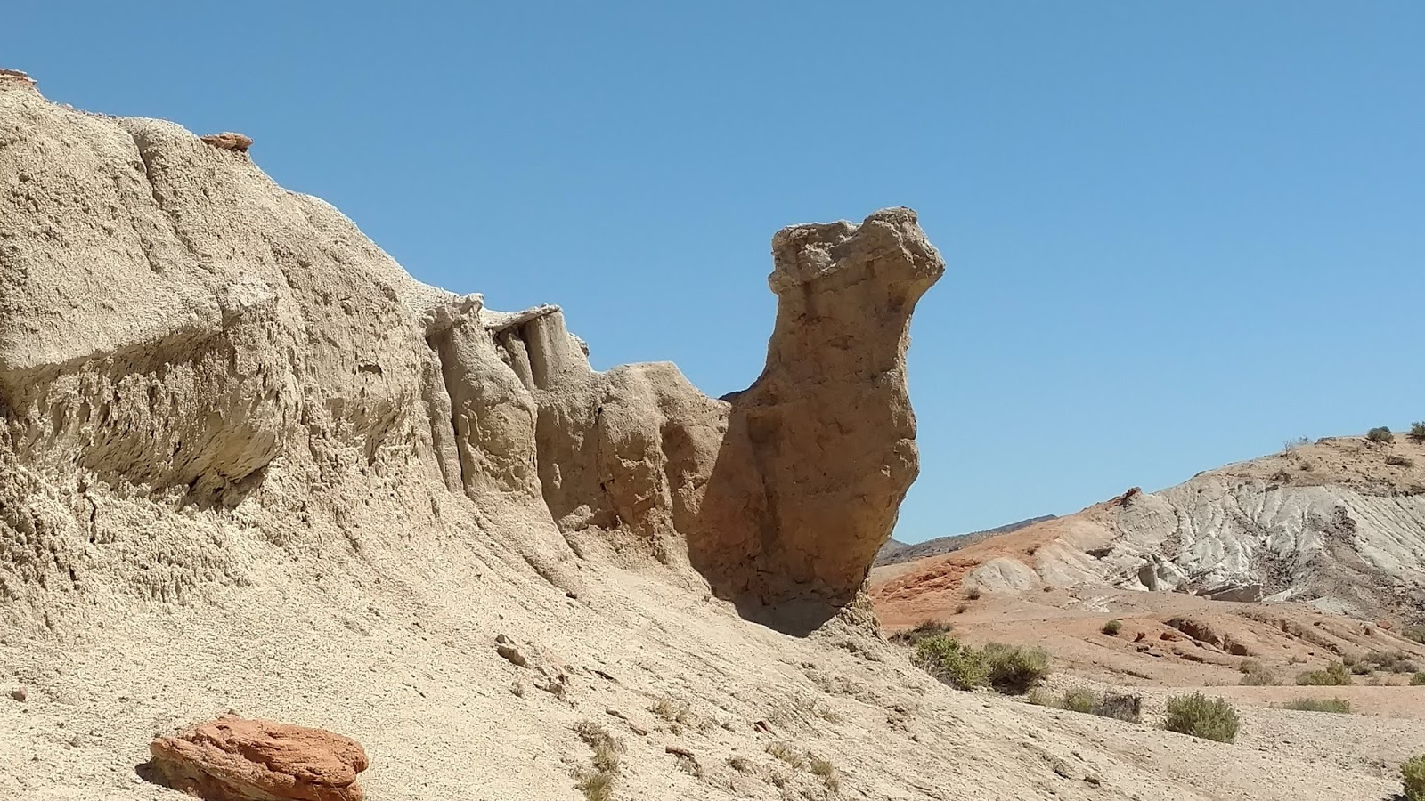 Dave'n'Kathy's Vagabond Blog: Red Rock Canyon State Park