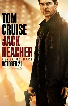 Jack Reacher : Never Go Back (2016)