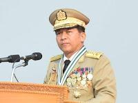 Ini Jenderal Myanmar paling bertanggung jawab atas pembunuhan di Rohingya