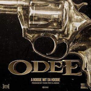 A Boogie Wit da Hoodie - Odee - Single Cover