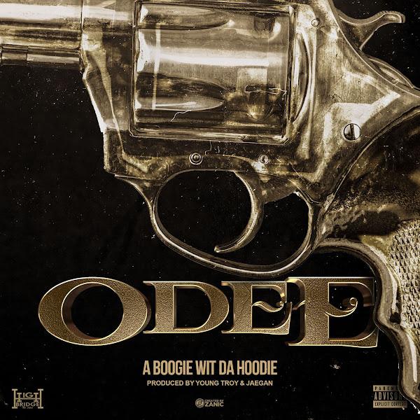 A Boogie wit da Hoodie - Odee - Single Cover