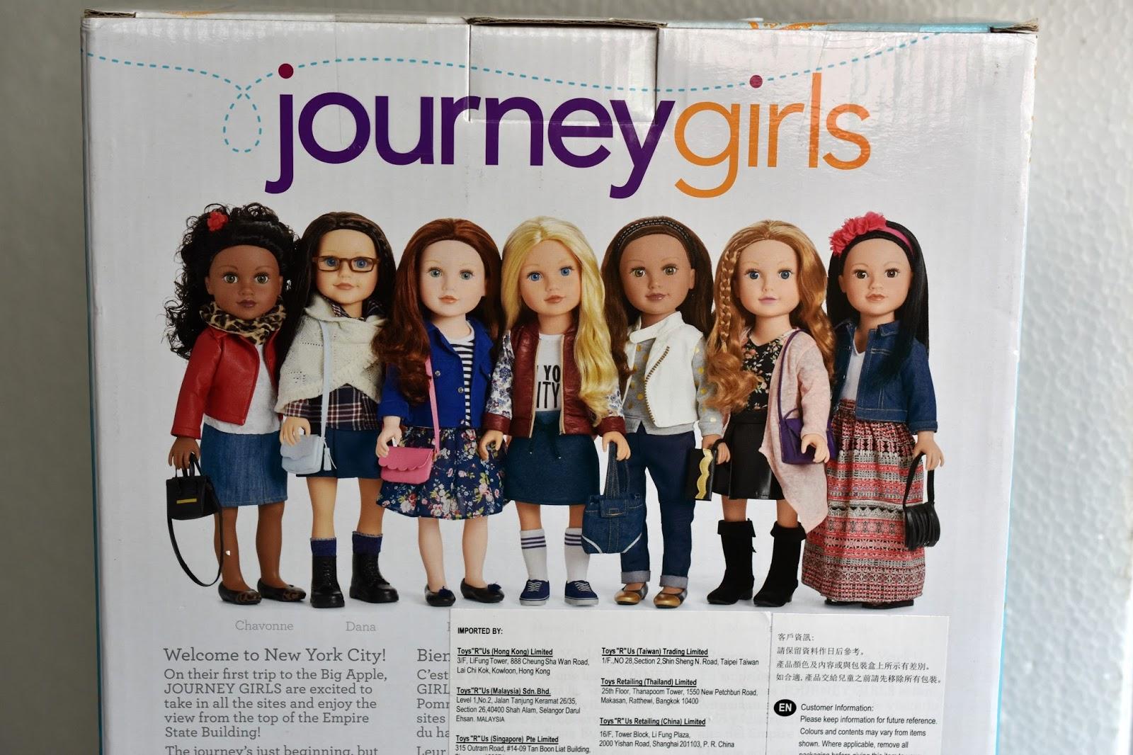 Toys R Us Journey Girls : Journey girl dana projects by jane