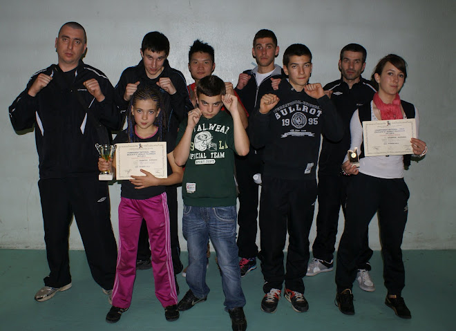 RESULTAT DU CHAMPIONNAT NATIONAL ASSAUT 2012