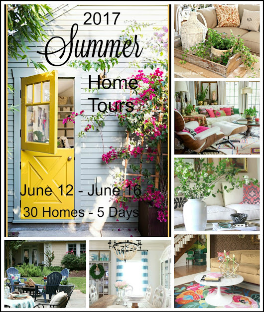 2017 Summer Home Tour - Friday Lineup