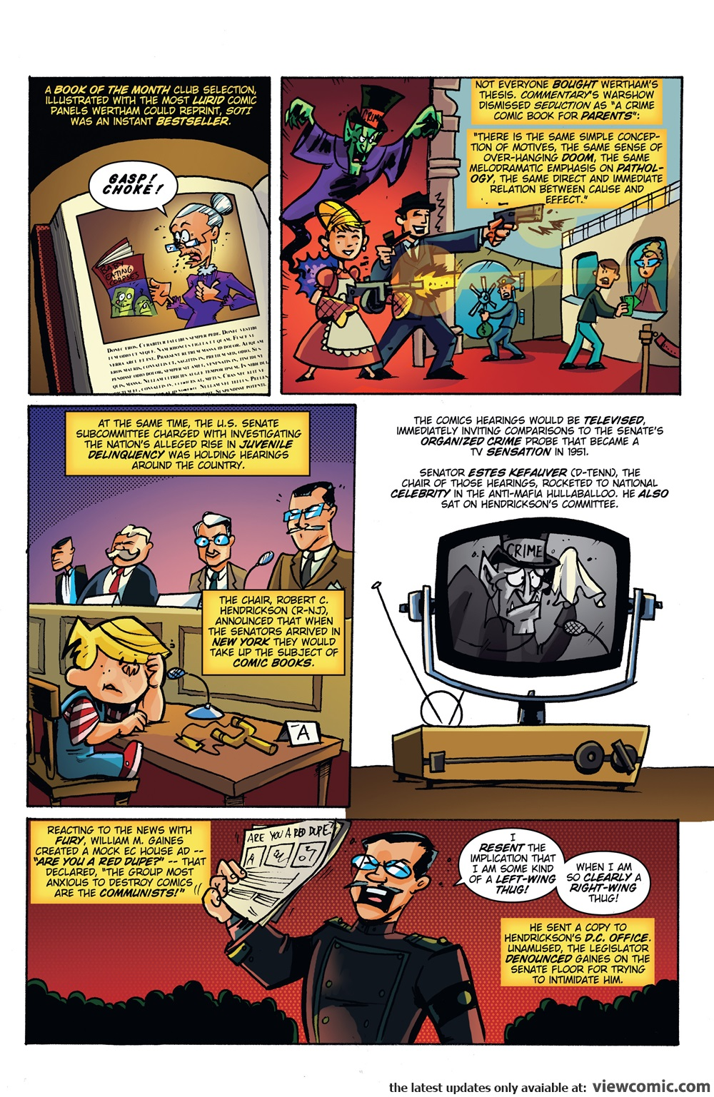 history of comic books The first american comic book, funnies on parade, was a giveaway anthology reprinting comic strips from the newspaperswanting to get rid of undistributed copies, the story goes, someone.