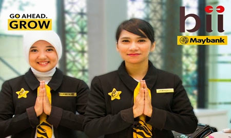 Nomor Call Center CS Bank BII Maybank