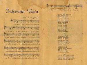 MAKNA DAN LIRIK LAGU KEBANGSAAN INDONESIA RAYA 3 STANZA
