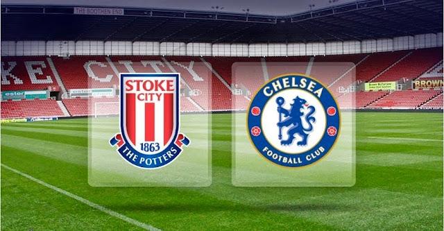 نتيجة مباراة تشيلسي وستوك سيتي اليوم 31-12-2016 فوز تشيلسي 4-2 في الدوري الإنجليزي