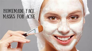 Homemade Face Treatments For skin problem