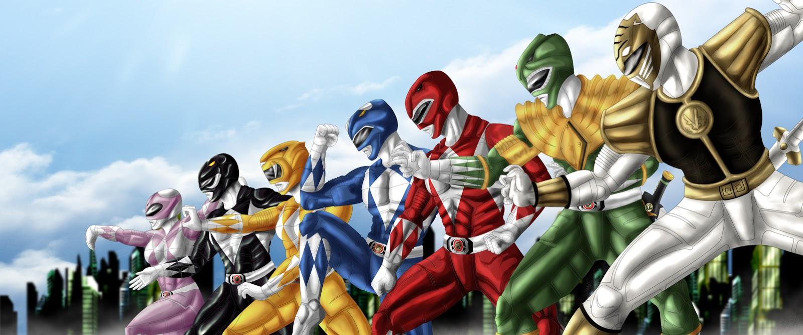 Power Rangers Go!: Mighty Morphin Powe Rangers