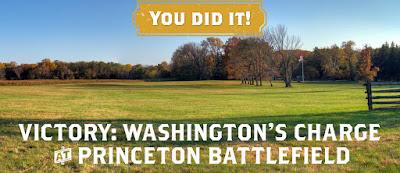 Victory at Princeton