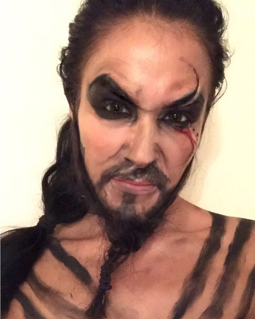 04-Khal-Drogo-Game-of-Thrones-Samantha-Helen-Face-and-Body-Painter-Able-to-Transform-www-designstack-co