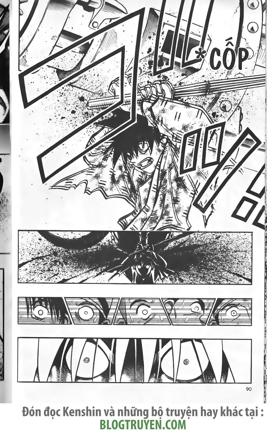 Rurouni Kenshin chap 222 trang 14