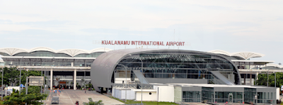 Bandar Udara Internasional Kualanamu Medan