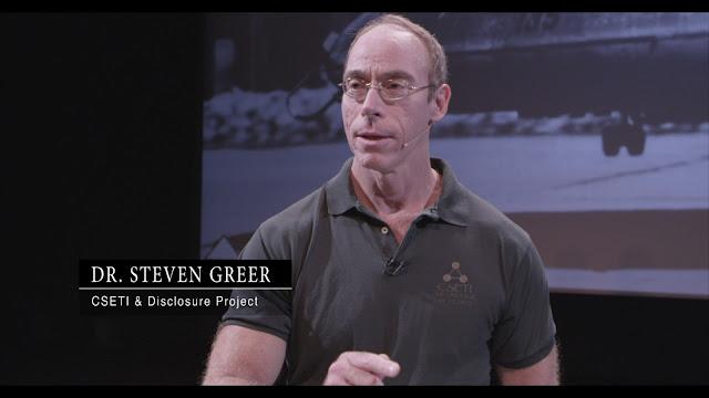 I RAPIMENTI NON SONO DI ORIGINE ET: LO SOSTIENE Steven Greer