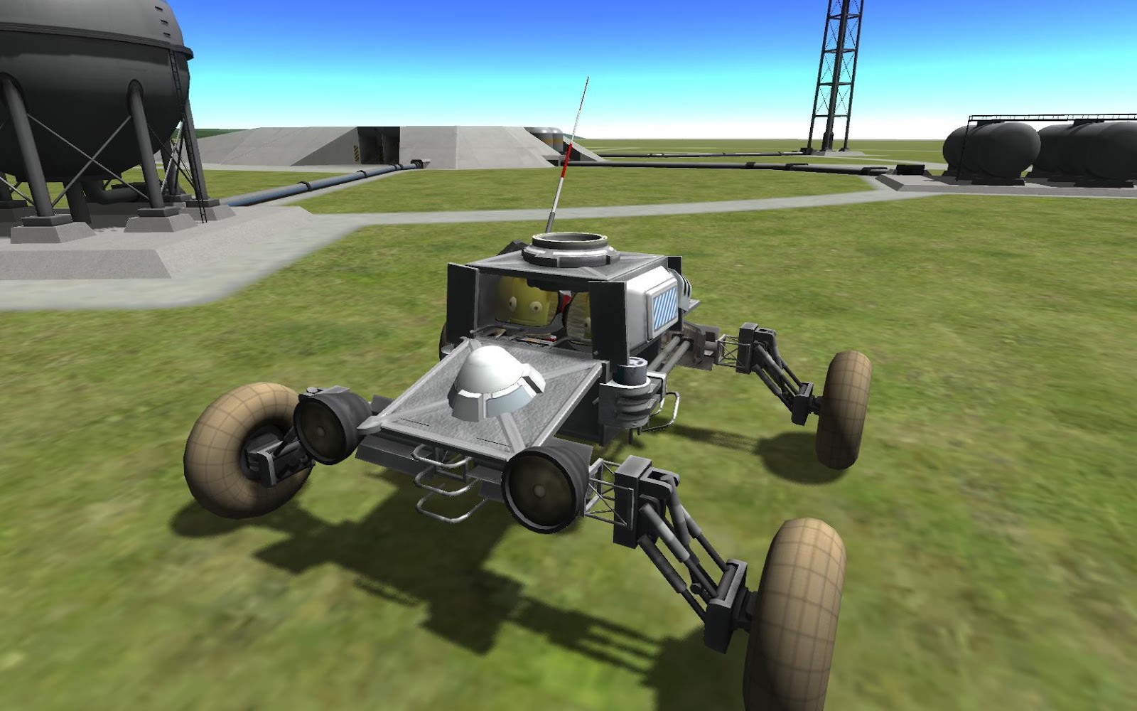 nasa ksp rover electric - photo #3