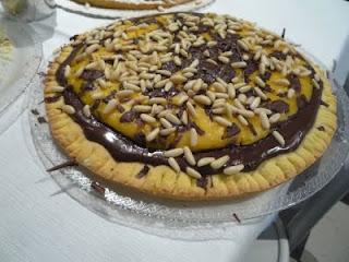 torta cioccolato - Ba Ghetto - o melhor Kosher de Roma!