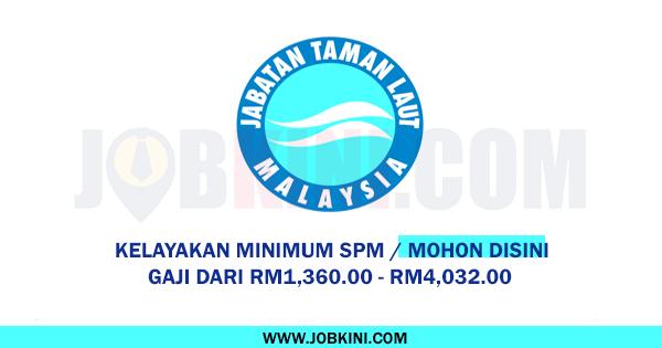Jabatan Taman Laut Malaysia