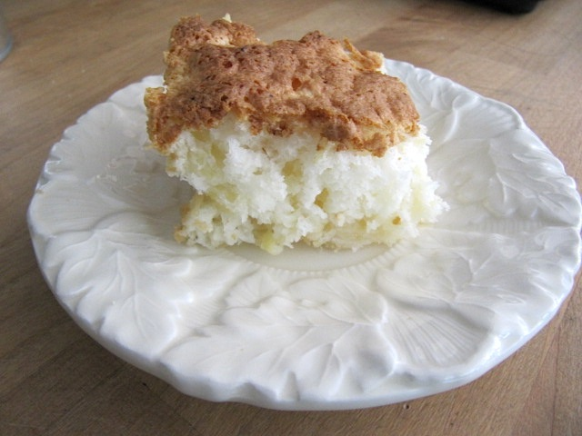Pineapple Angel Food Cake Recipe Easy Dessert Recipes