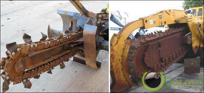The Chain Trencher