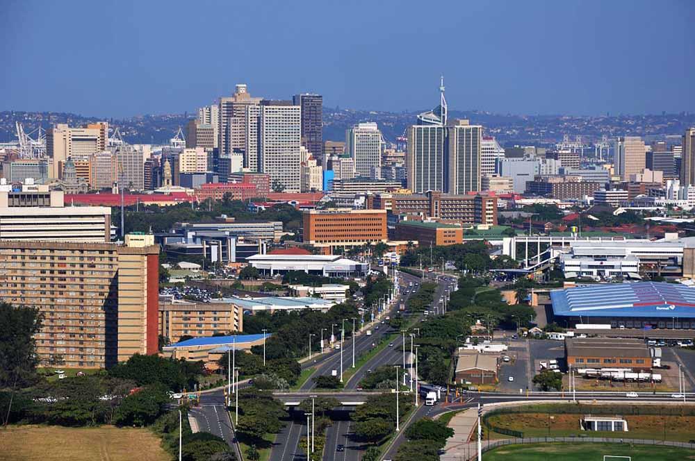 Durban - Afrika e Jugut