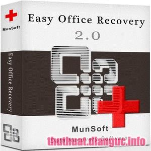 Download Easy Office Recovery 2.0 - Phần mềm lấy lại file Office đã xóa