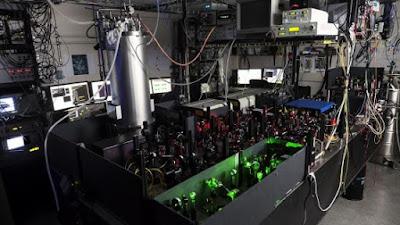 Sicurezza delle comunicazioni: fasci di luce laser