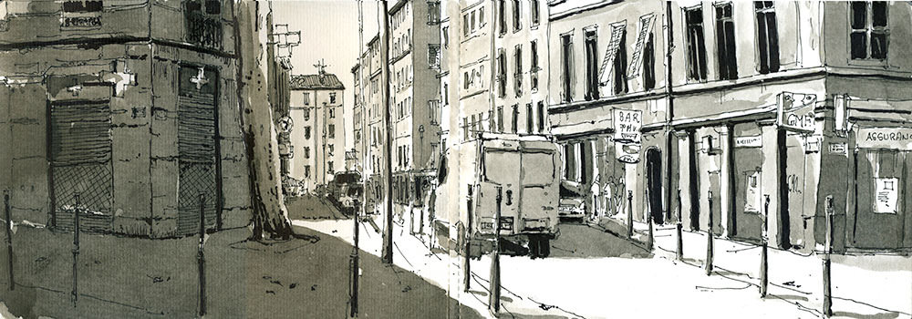 19-la-place-des-tapis-à-Lyon-Bruno-Mollière-Architectural-Street-Drawings-and-Sketches-www-designstack-co