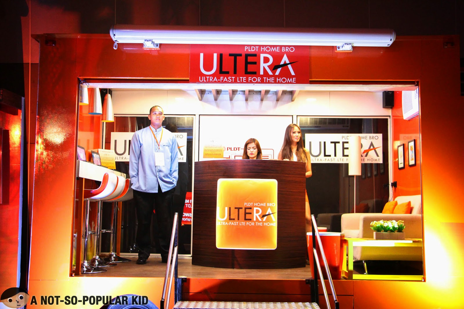PLDT Home Bro Ultera - Ultra-Fast LTE for the Home